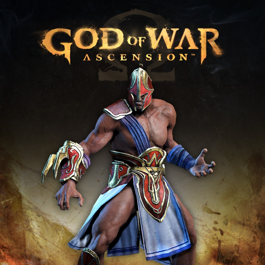 God of War: Ascension™ Achilles Multiplayer Armor