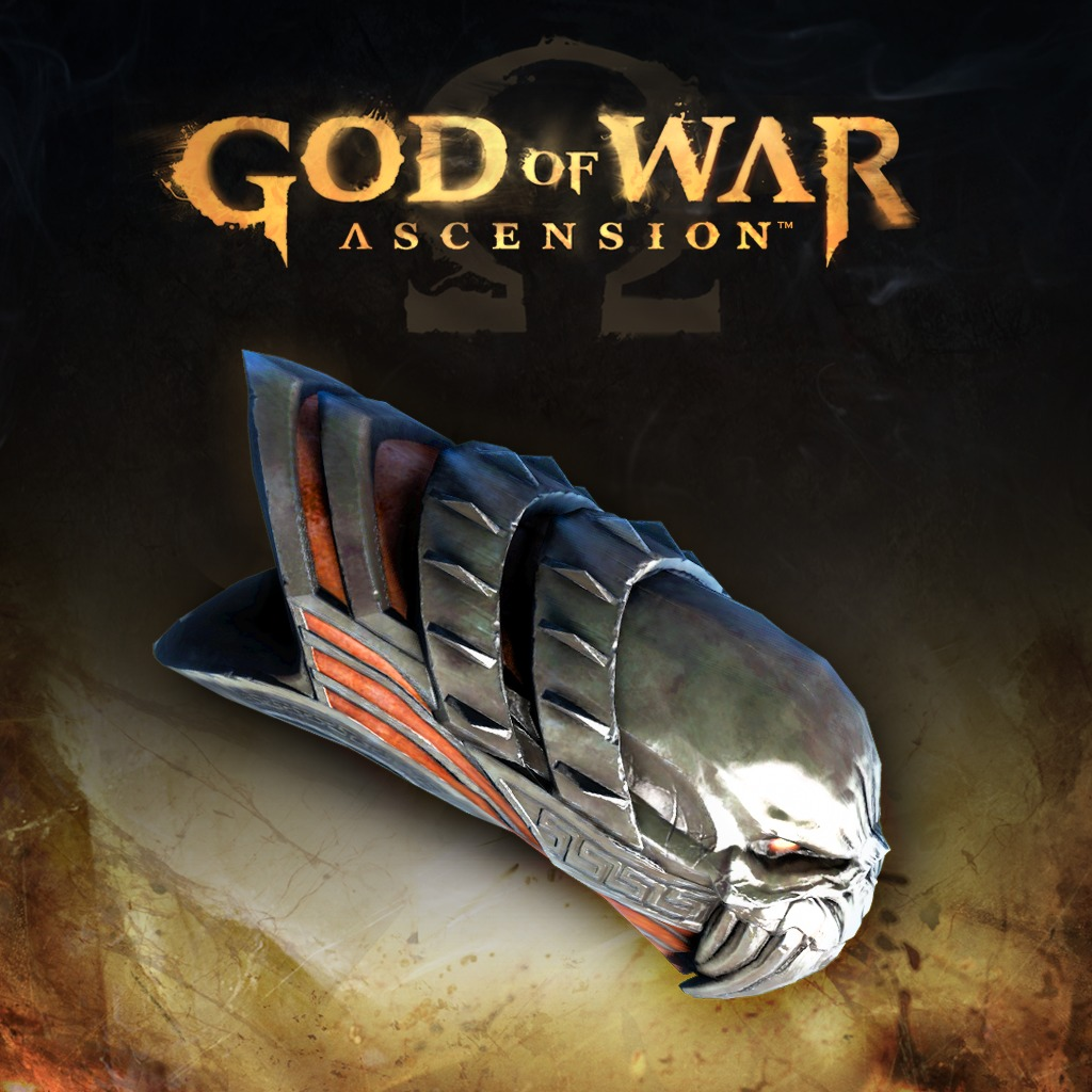God of War: Ascension™ Ares Gauntlet Multiplayer Weapon