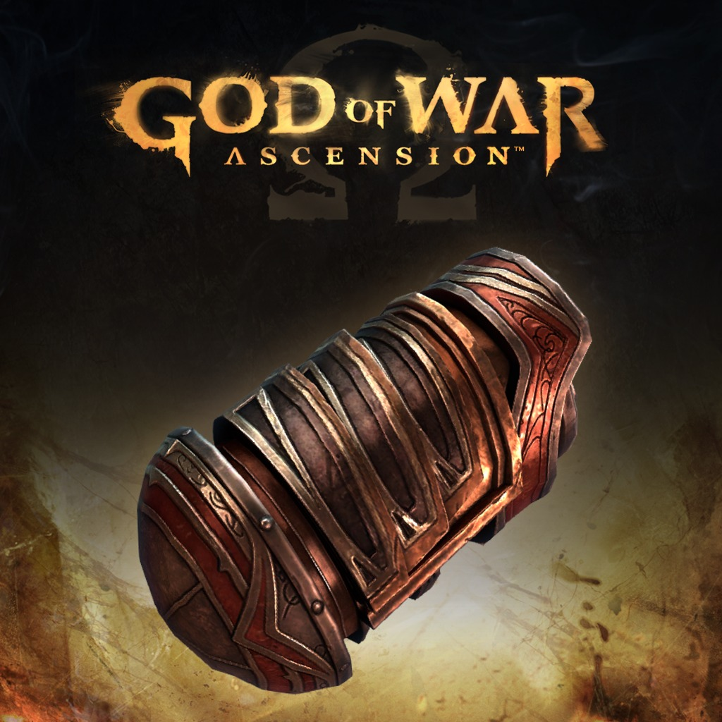 God of War: Ascension™ Cestus of Ares Multiplayer Weapon
