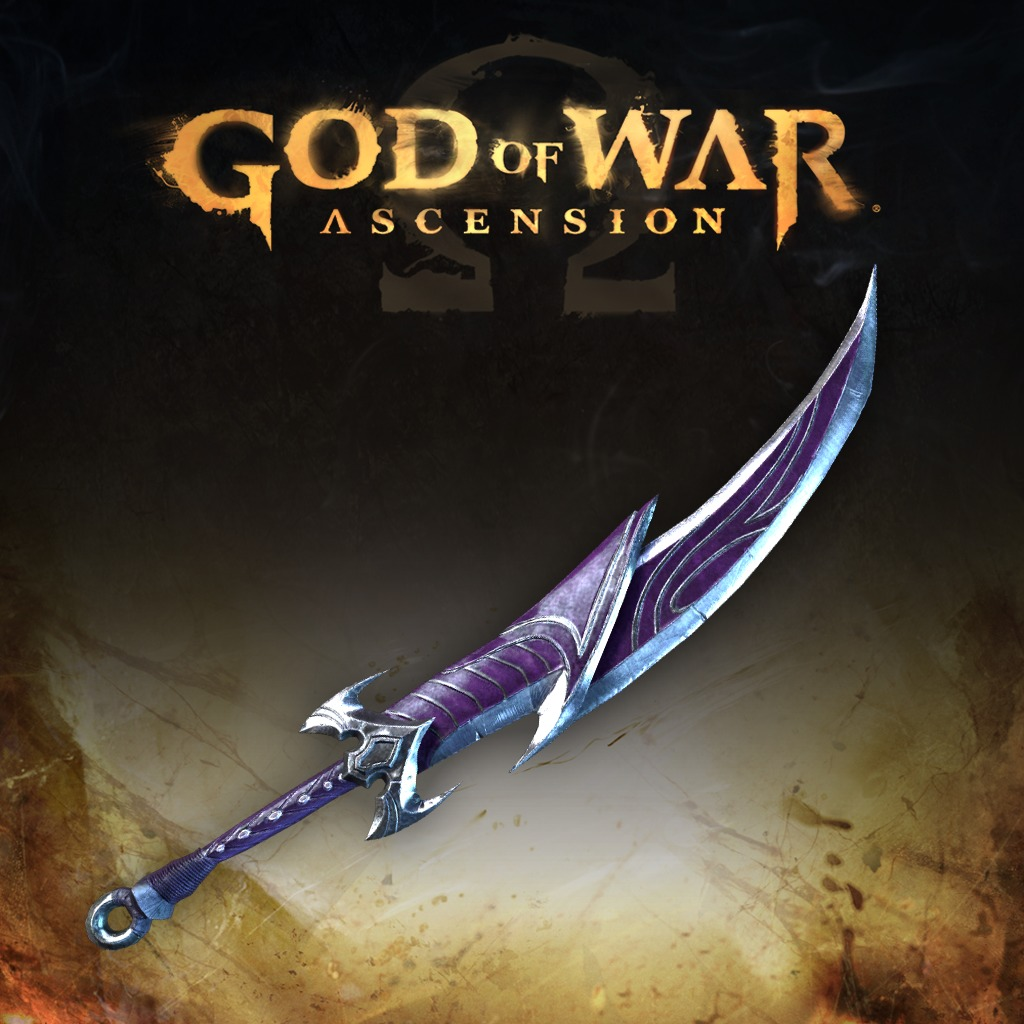 God of War: Ascension™ Blade of Artemis Multiplayer Weapon