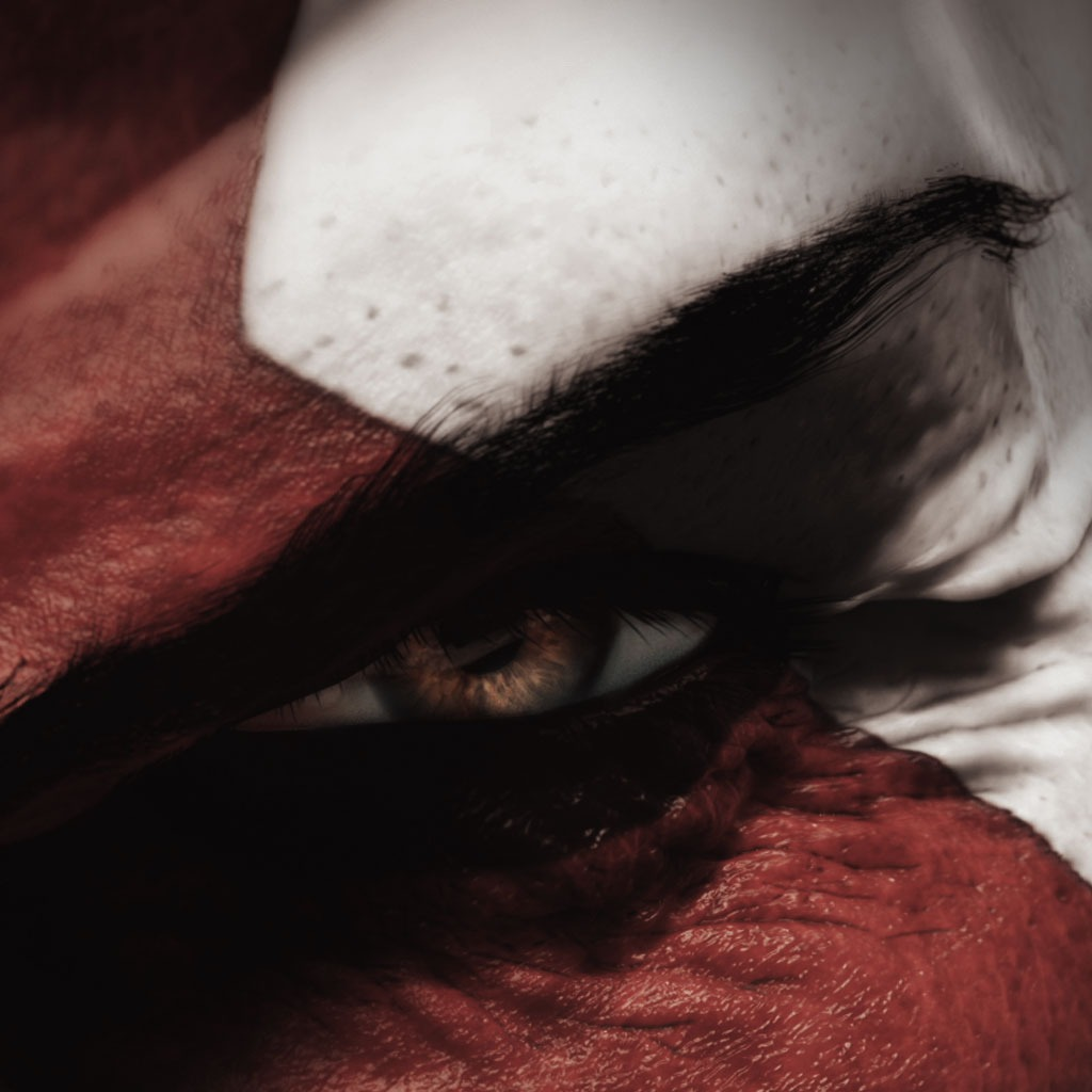 God of War: Ascension™ Eye of Kratos Avatar