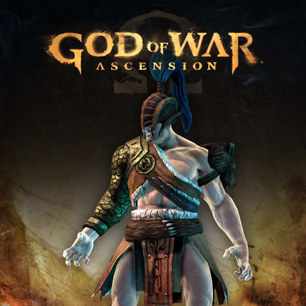 God of War: Ascension™ Armor of Callisto Multiplayer Armor