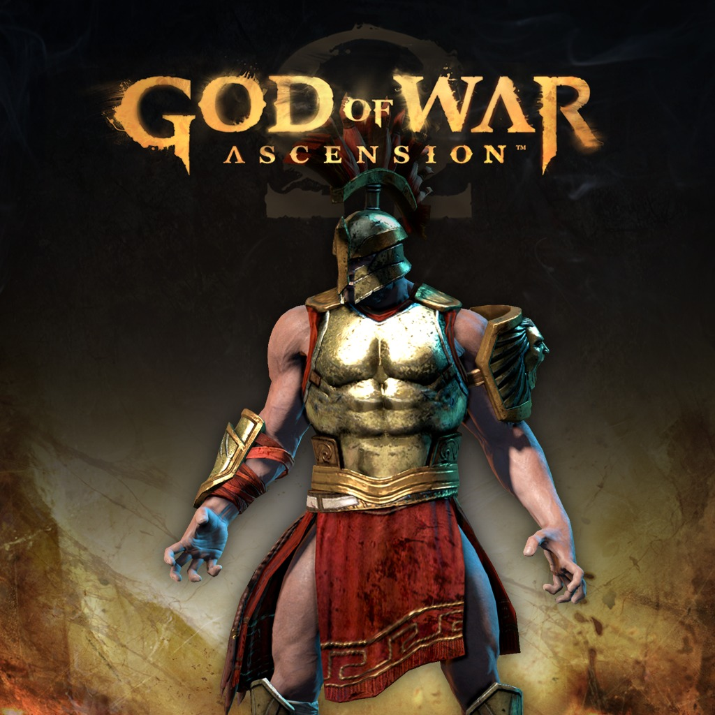 God of War: Ascension™ Champions Multiplayer Armor