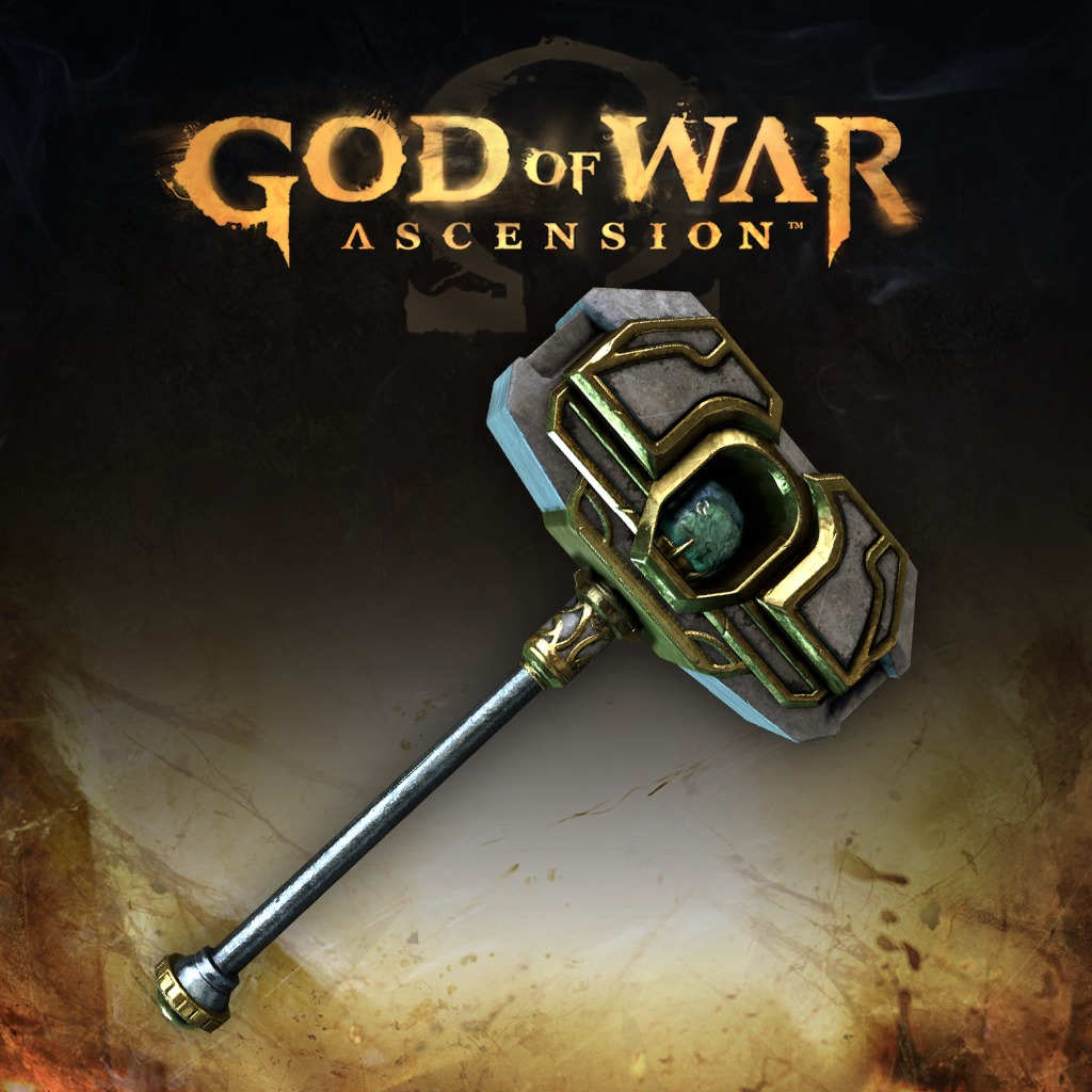God of War: Ascension™ Champions Hammer Multiplayer Weapon