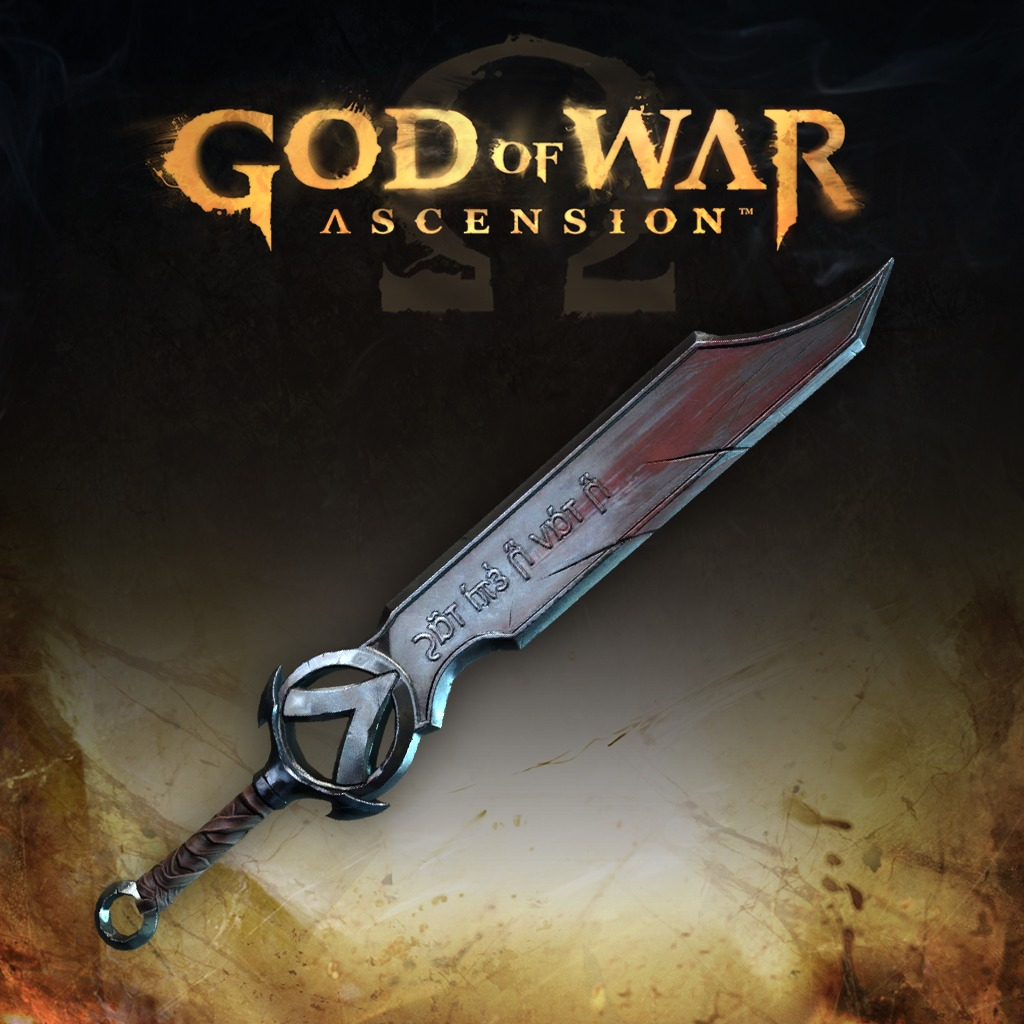 God of War: Ascension™ Champions Blade Multiplayer Weapon