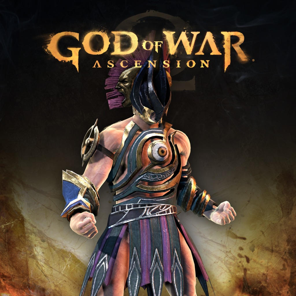 God of War: Ascension™ Chaos Armor Multiplayer Armor