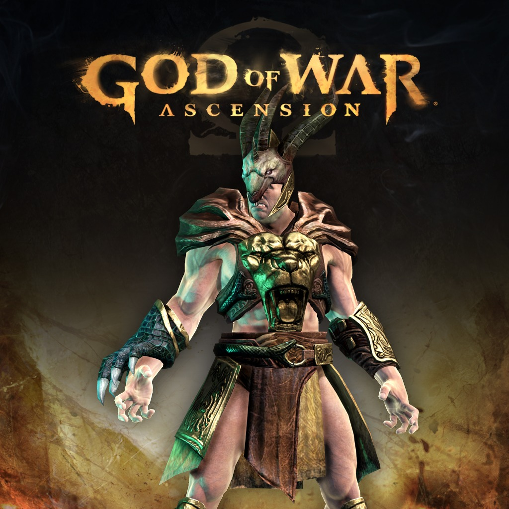 God of War: Ascension™ Chimeran Armor Multiplayer Armor