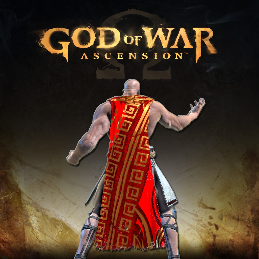 God of War: Ascension™ Community Mantle