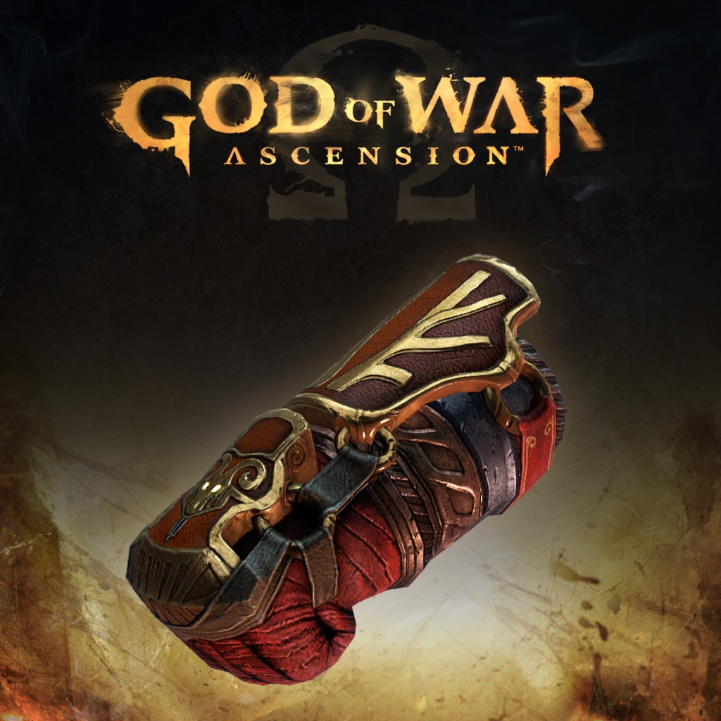 God of War: Ascension™ Gauntlets of Jason Multiplayer Weapon