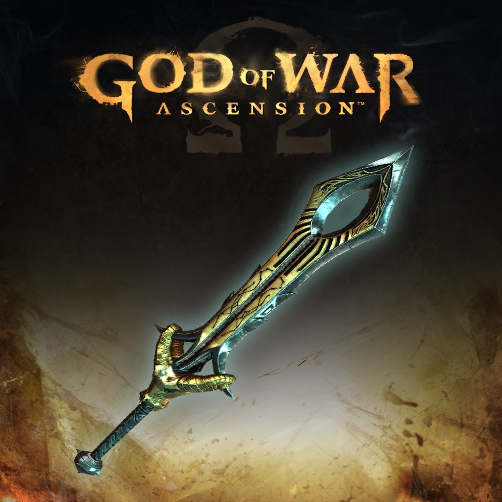 God of War: Ascension™ Co-op Sword of Orion Multiplayer Weapon