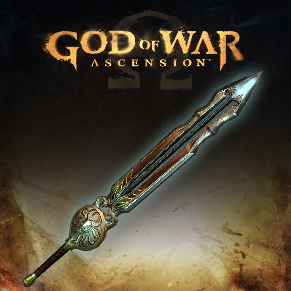 God of War: Ascension™ Coop Sword of Perseus Multiplayer Weapon
