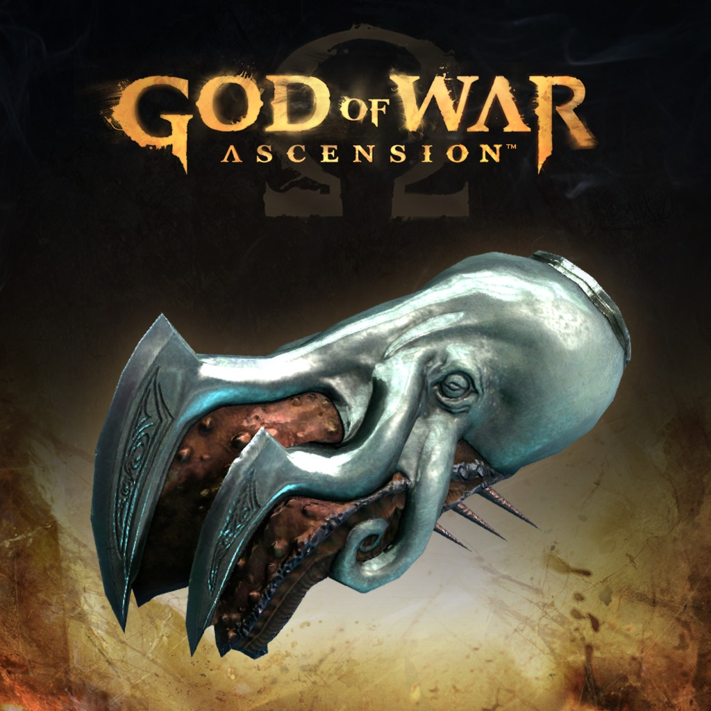 God of War: Ascension™ Cestus of Poseidon Gauntlet