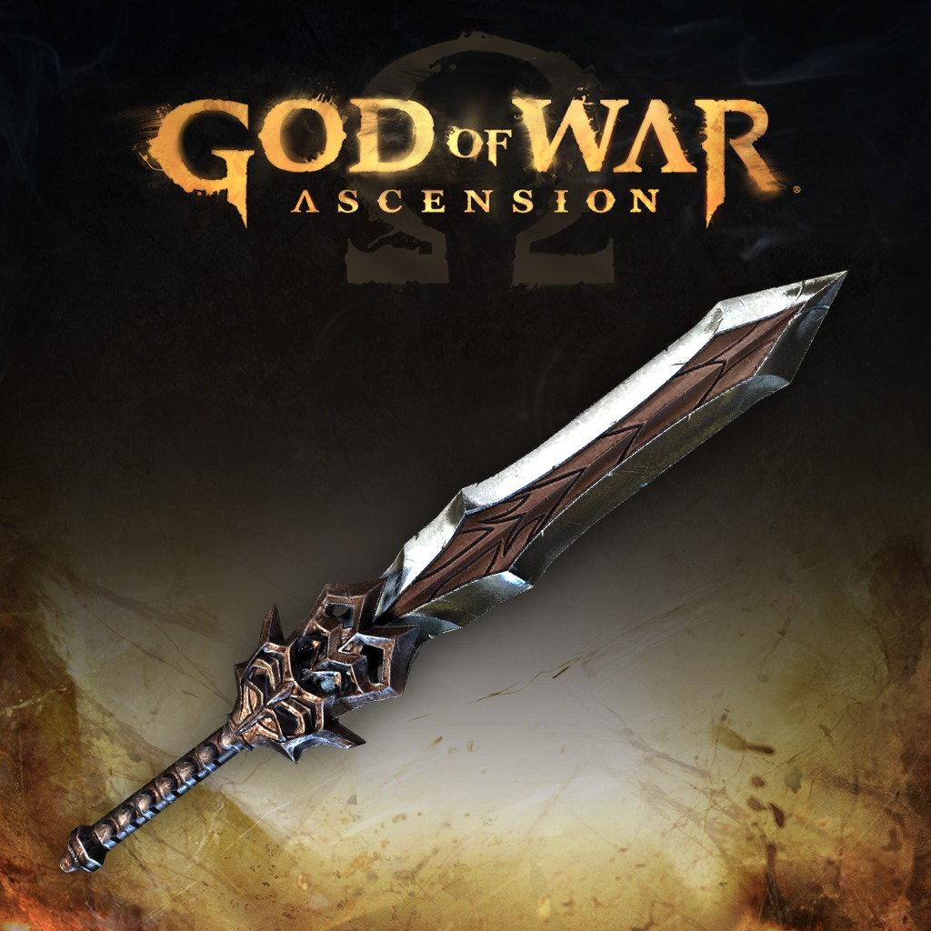 God of War: Ascension™ Blade of Thanatos Multiplayer Weapon