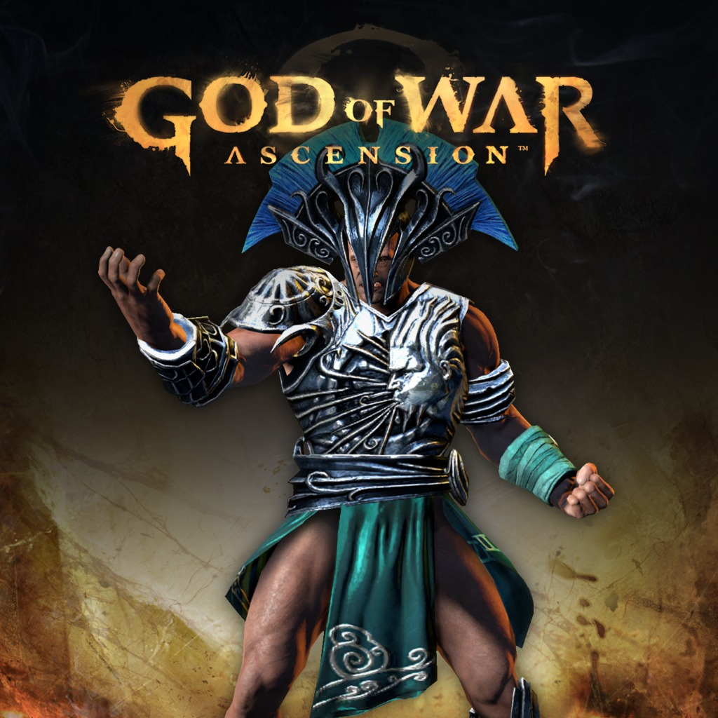 God of War: Ascension™ Armor of Typhon Multiplayer Armor