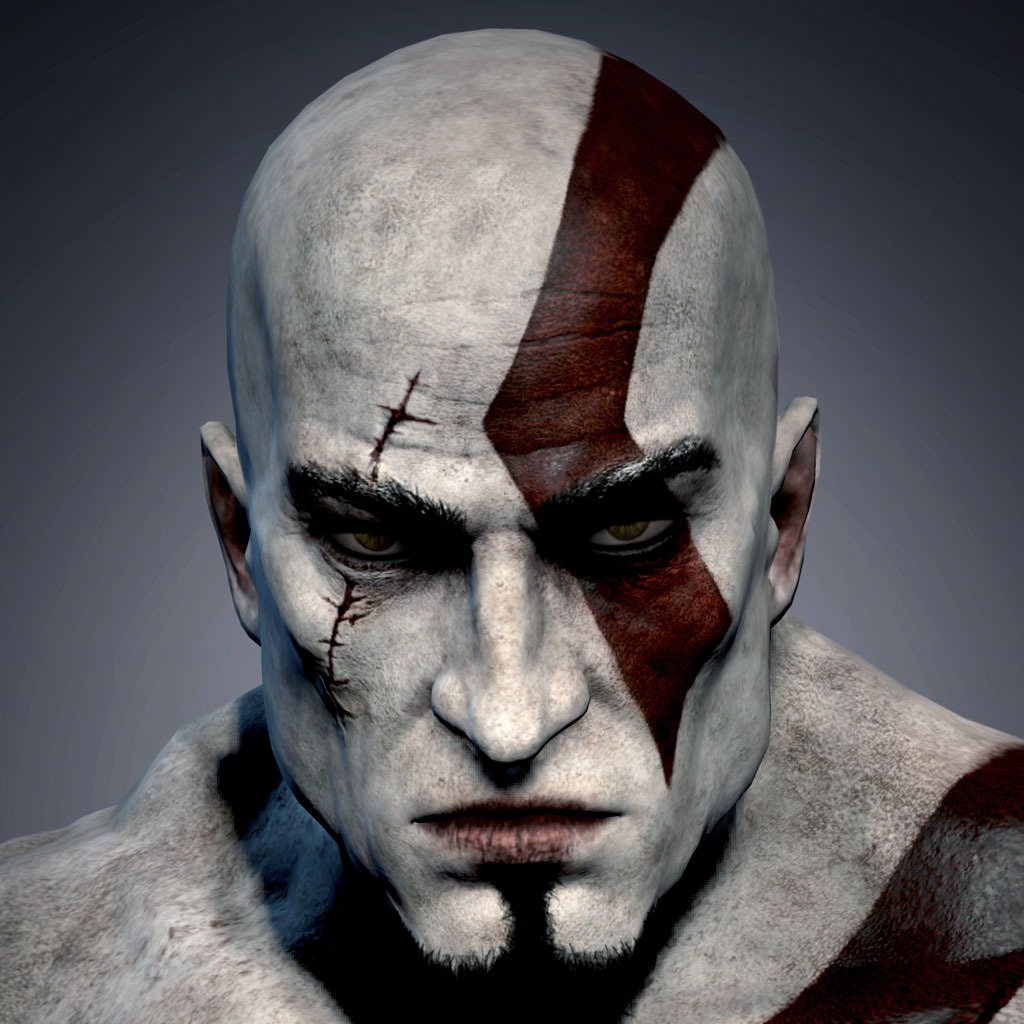 God of War: Ascension™ Kratos the Man Avatar