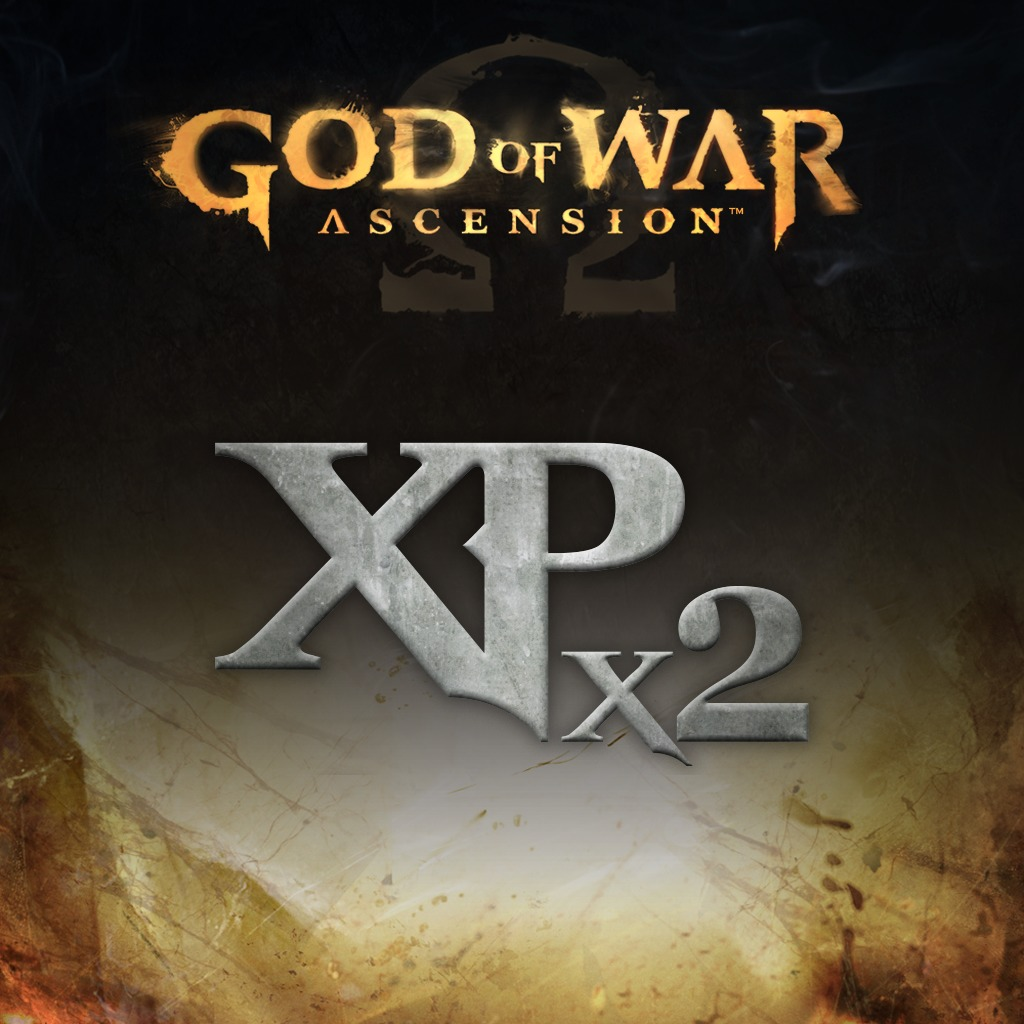 God of War: Ascension™ 24-Hour Multiplayer 2x XP Boost