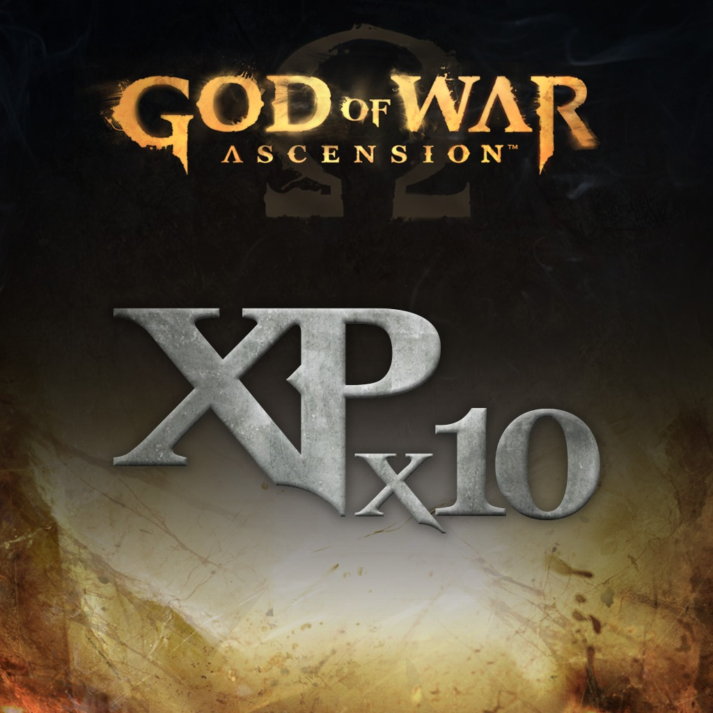 God of War: Ascension™ 36-Hour Multiplayer 10x XP Boost