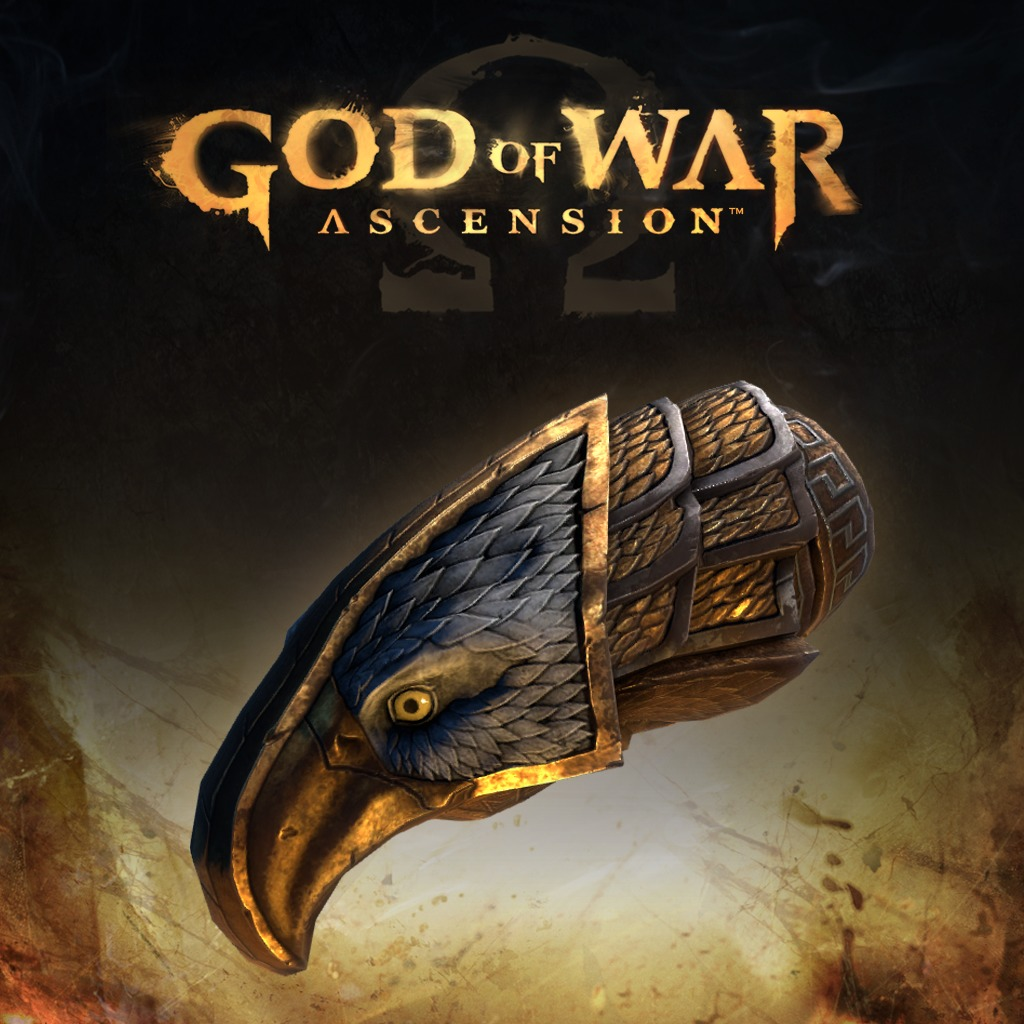 God of War: Ascension™ Cestus of Zeus Gauntlet