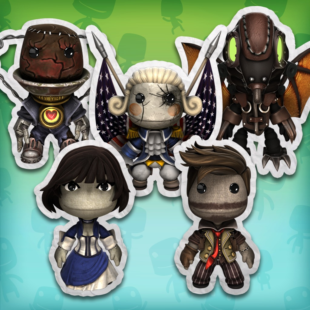 LittleBigPlanet™ 2 BioShock Infinite Costume Pack