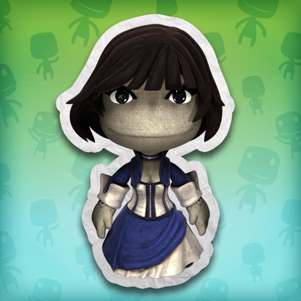 LittleBigPlanet™ 2 BioShock Infinite Elizabeth Costume