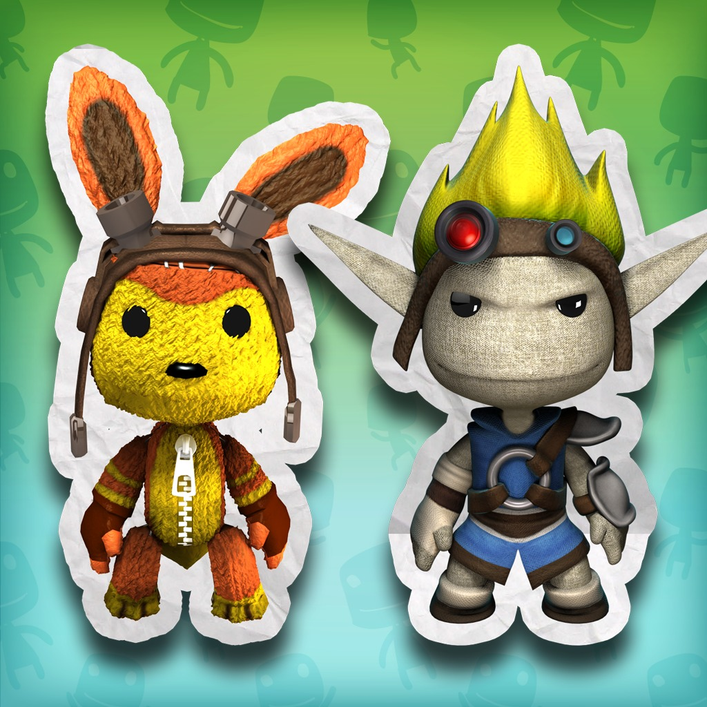 LBP 2 Playstation®Move Heroes: Jak & Daxter™ Costume Pack