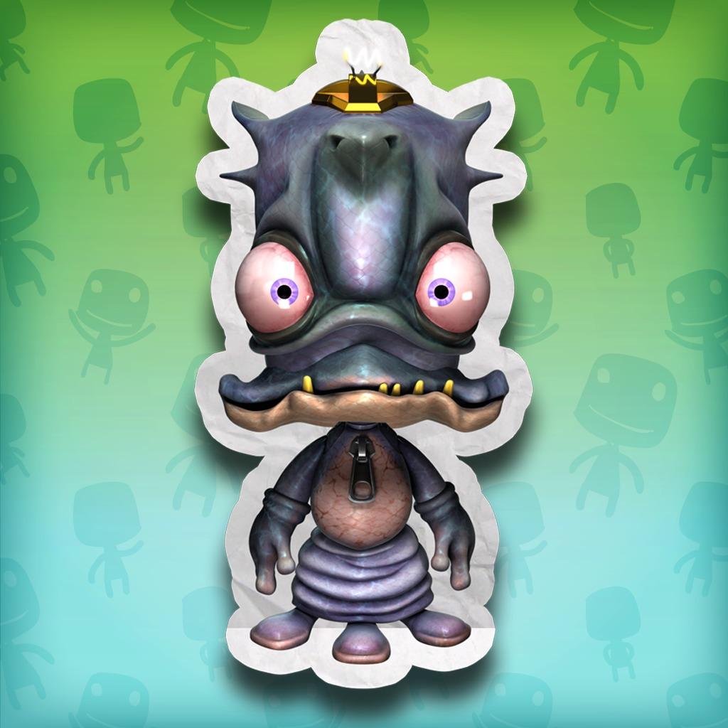 LittleBigPlanet™ 2 Munch Costume