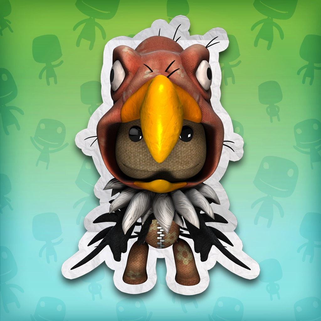 LittleBigPlanet™ 2 Vulture Costume