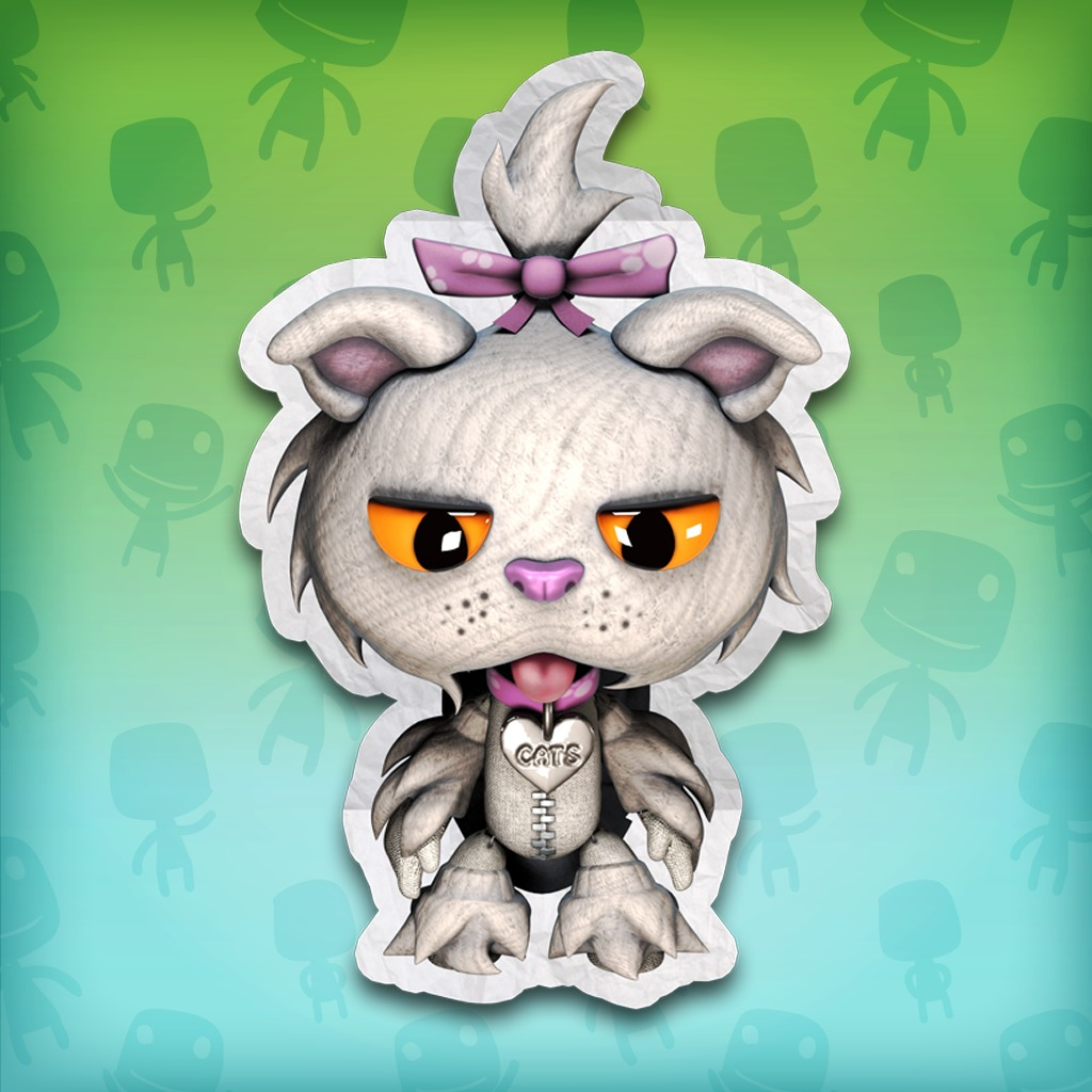 LittleBigPlanet™ 2 Persian Cat Costume