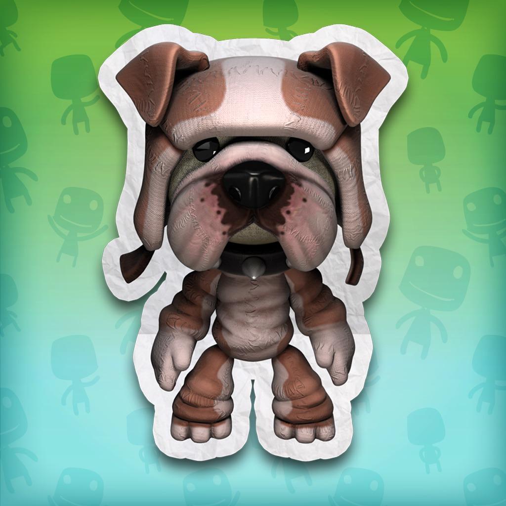 LittleBigPlanet™ 2 Bulldog Costume