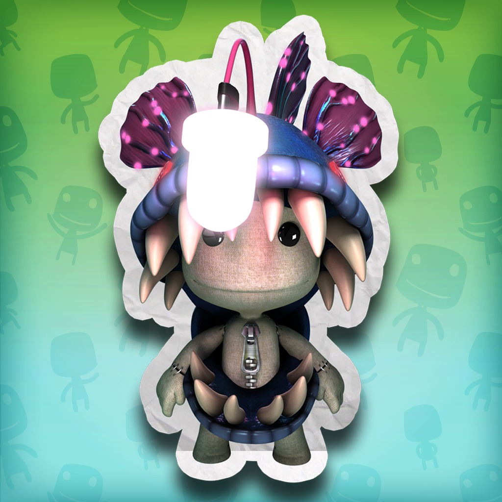 LittleBigPlanet™ 2 Anglerfish Costume