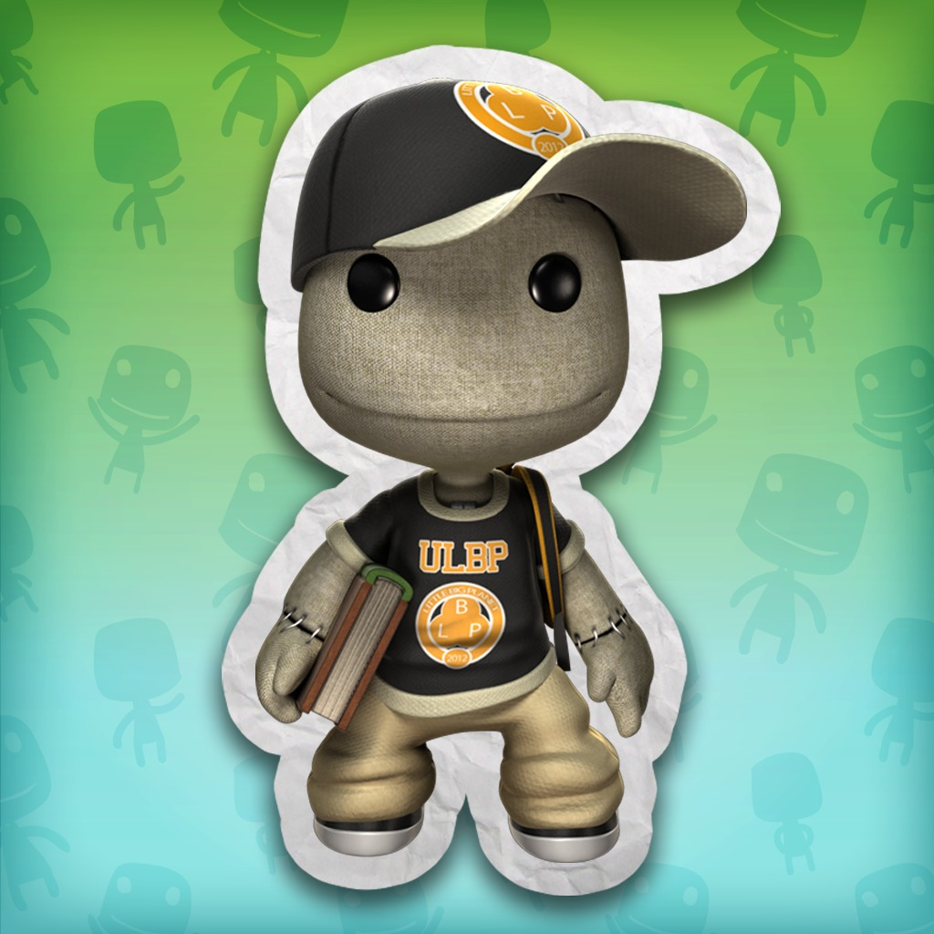 LittleBigPlanet™ 3 Intern Costume