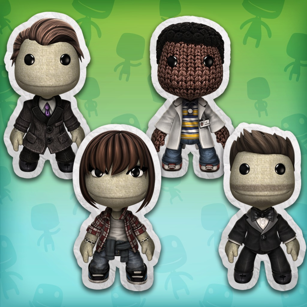 LittleBigPlanet™ 2 BEYOND Two Souls Costume Pack