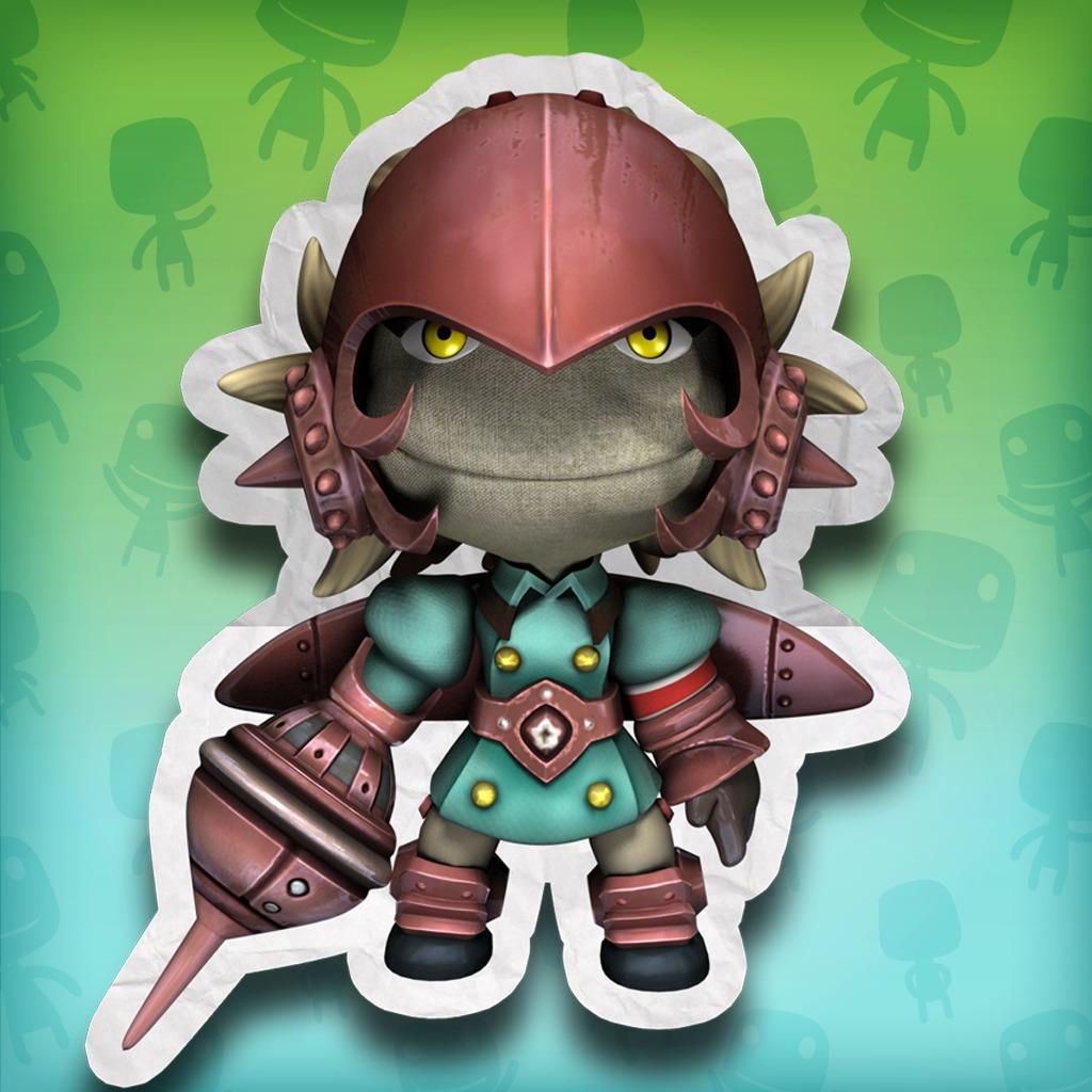 LittleBigPlanet™ 2 Yunica Costume