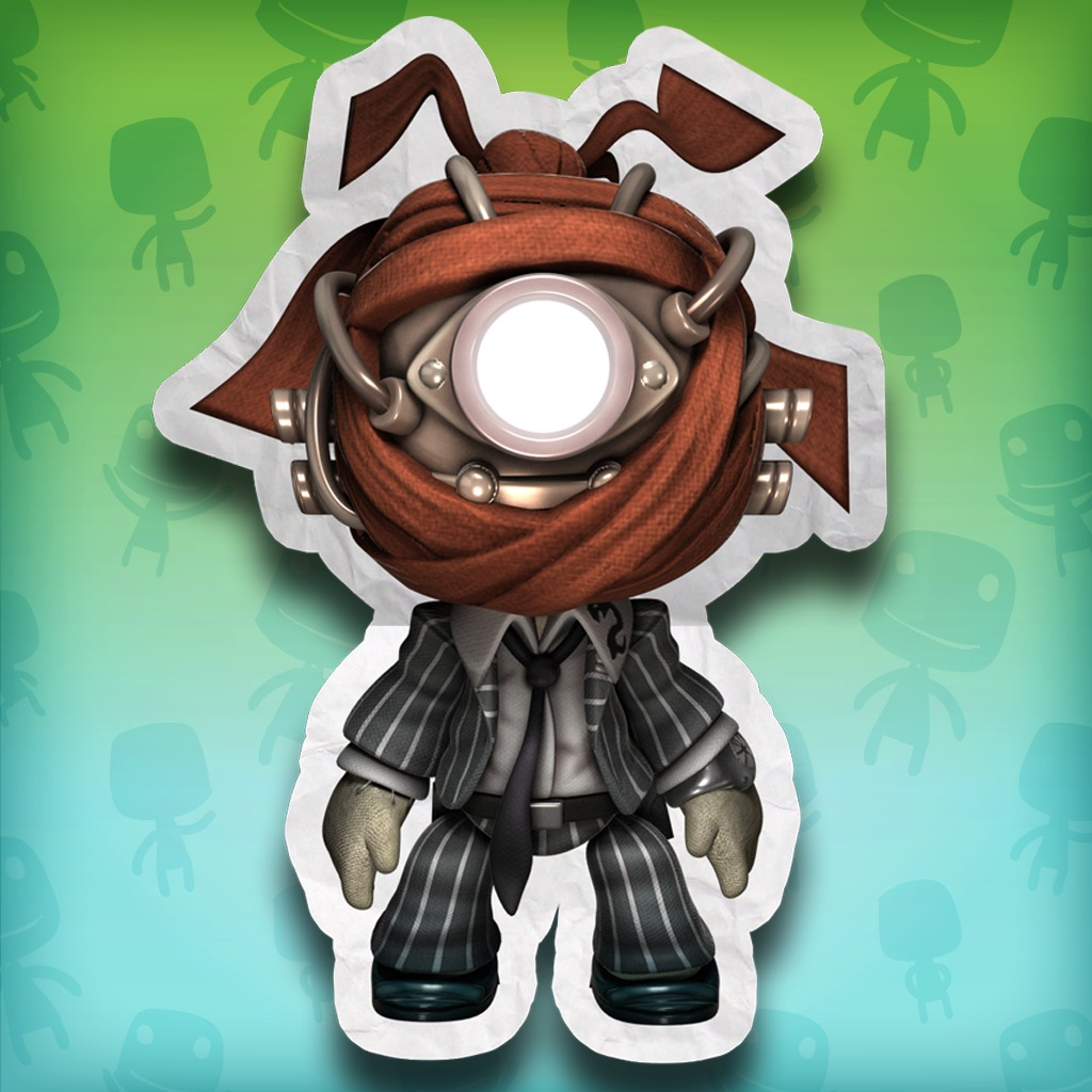 LittleBigPlanet™ 2 Alias Costume