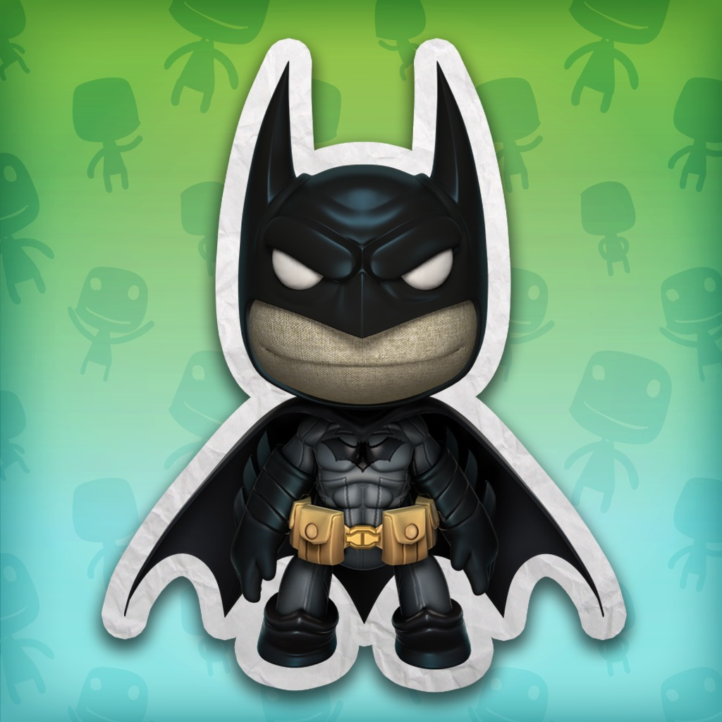 LittleBigPlanet™ 2 Batman Costume