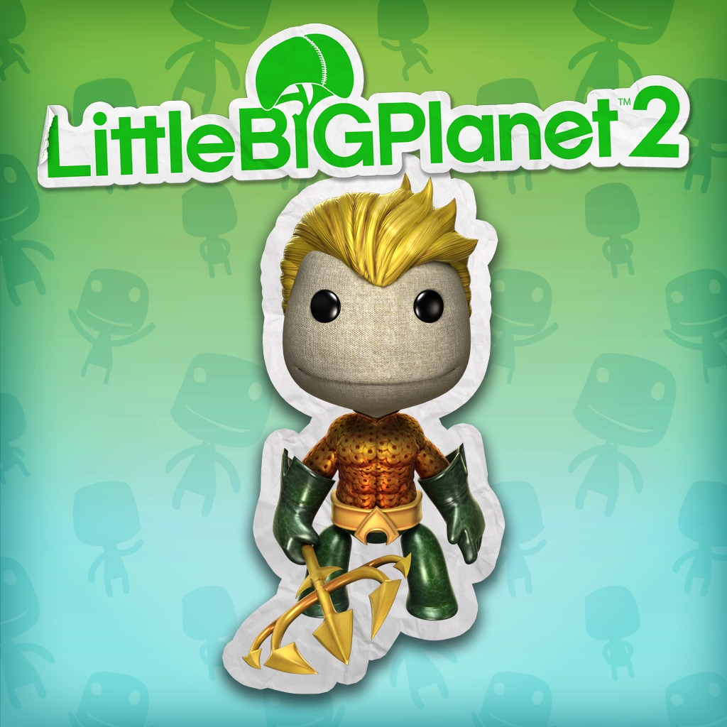 LittleBigPlanet™ 2 Aquaman Costume
