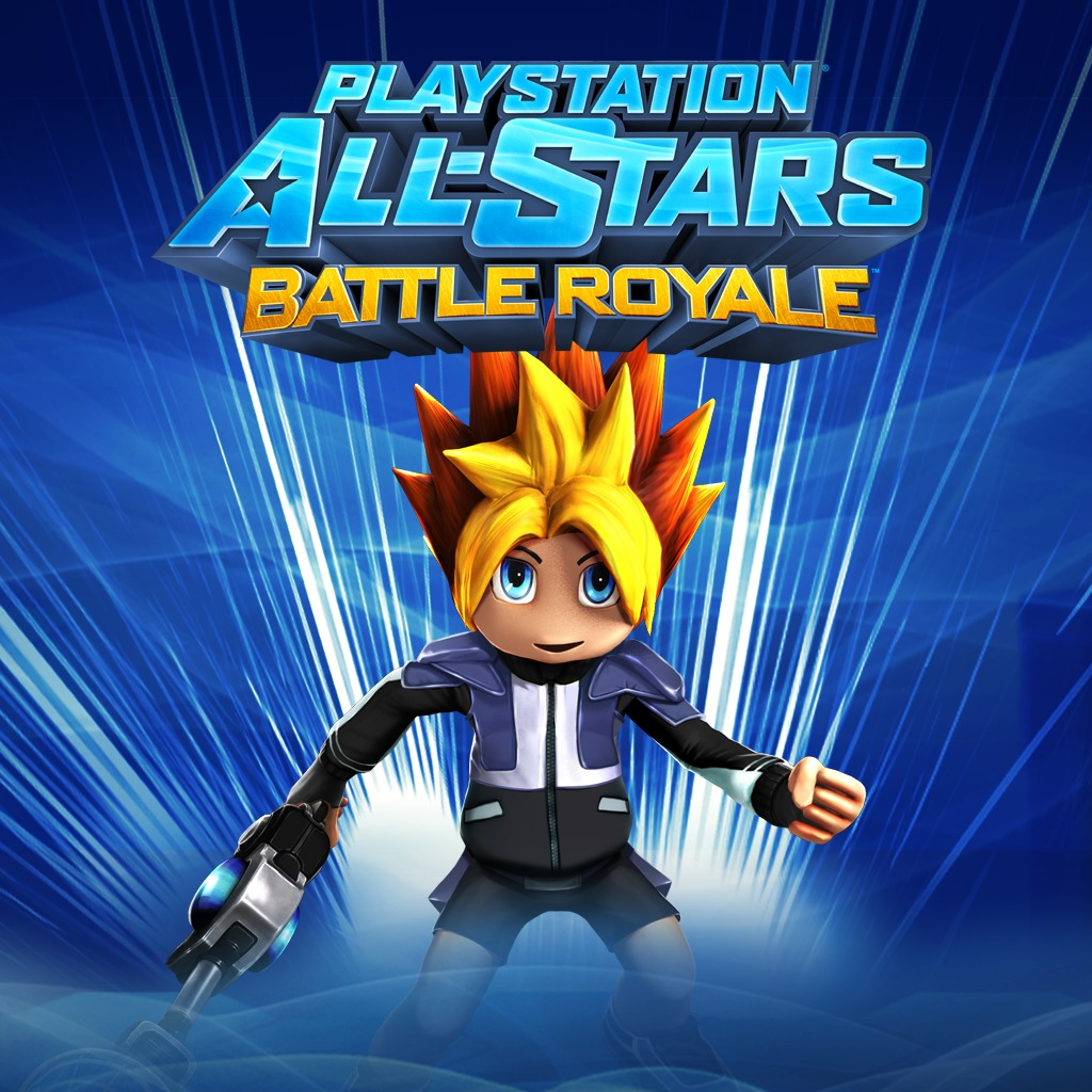 PS All-Stars PS3™ 'Special Event Suit' Spike Costume
