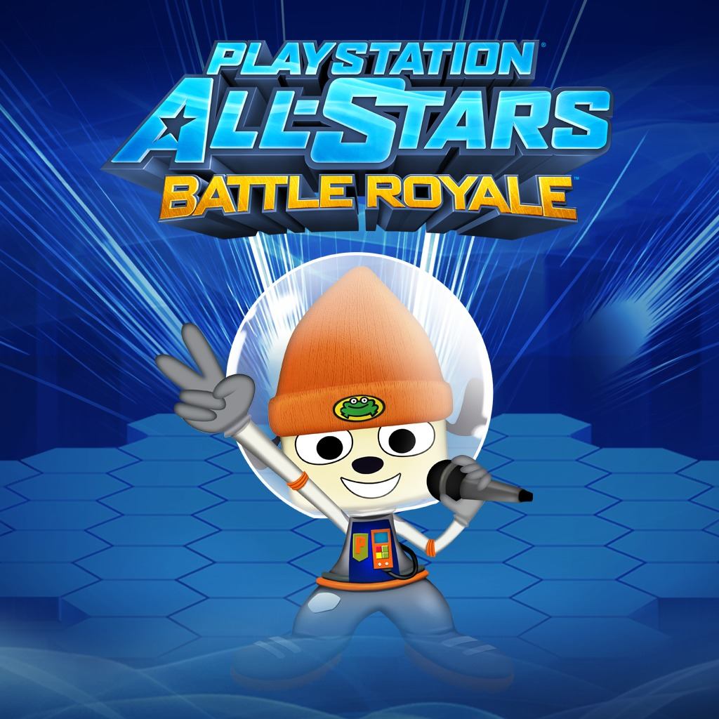 PS All-Stars PS3™ 'Funky Astro Suit' PaRappa Costume