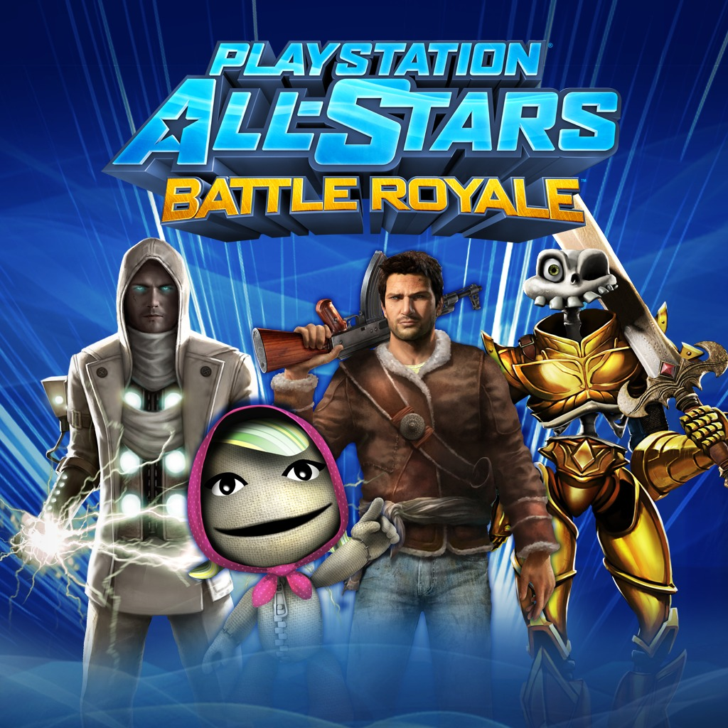 PlayStation® All-Stars Battle Royale™ Heroes Pack Costumes