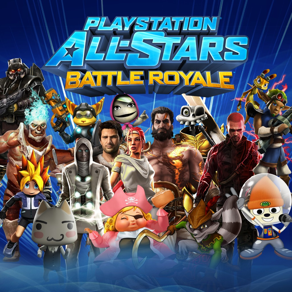 PlayStation® All-Stars Battle Royale™ Super Pack Costumes