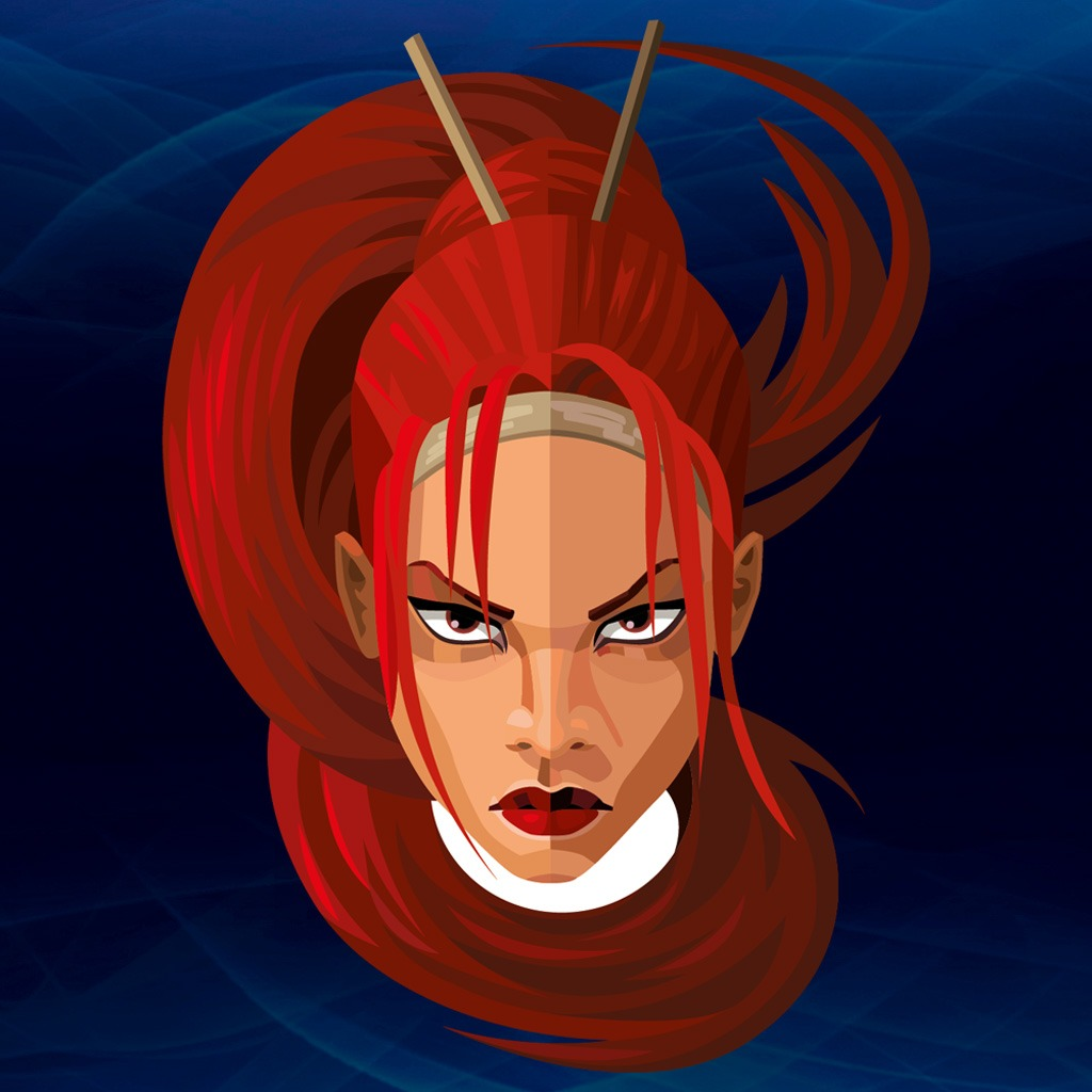 PlayStation® All-Stars Battle Royale™ Nariko Avatar