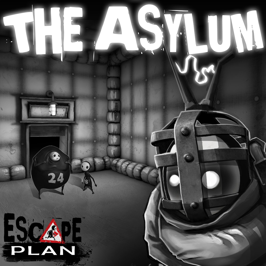 Escape Plan™ The Asylum