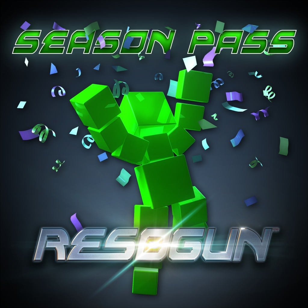 RESOGUN™ Season Pass