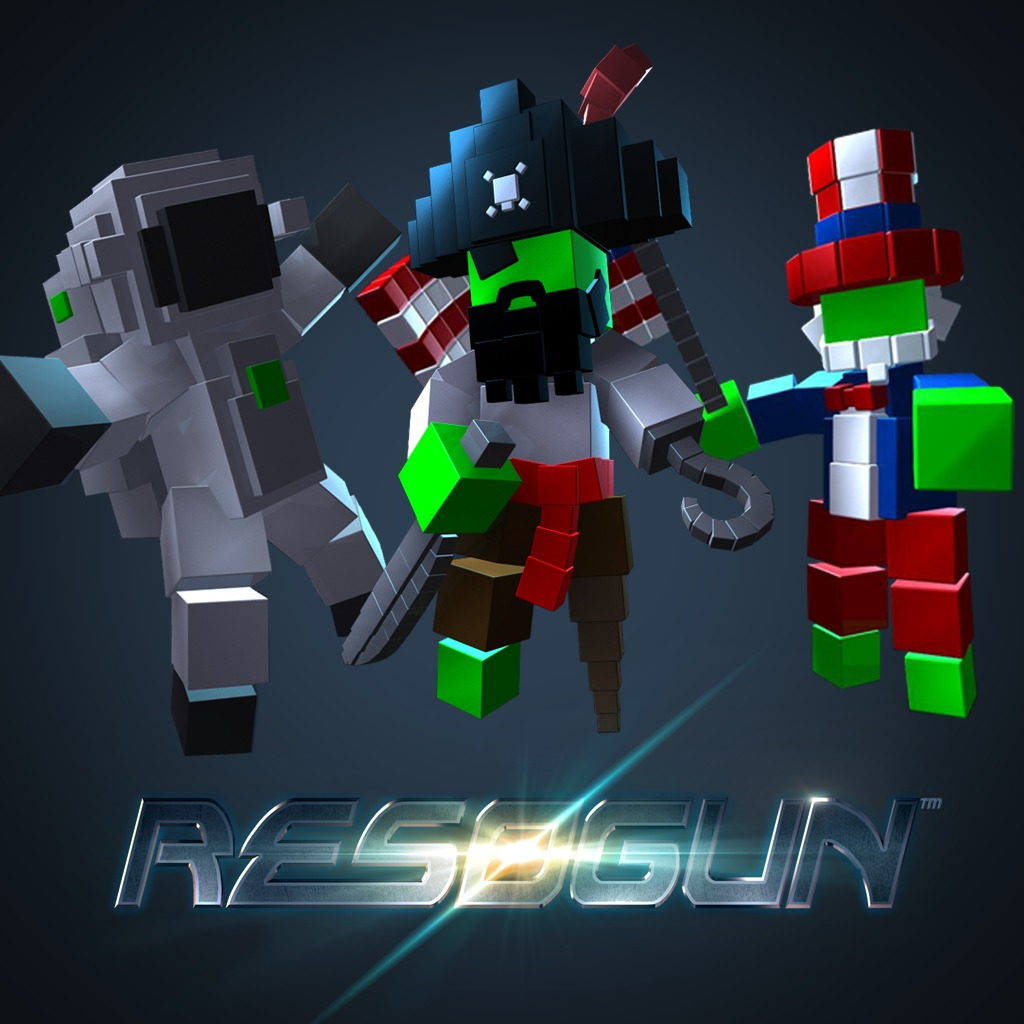 RESOGUN™ - Human Pack 1