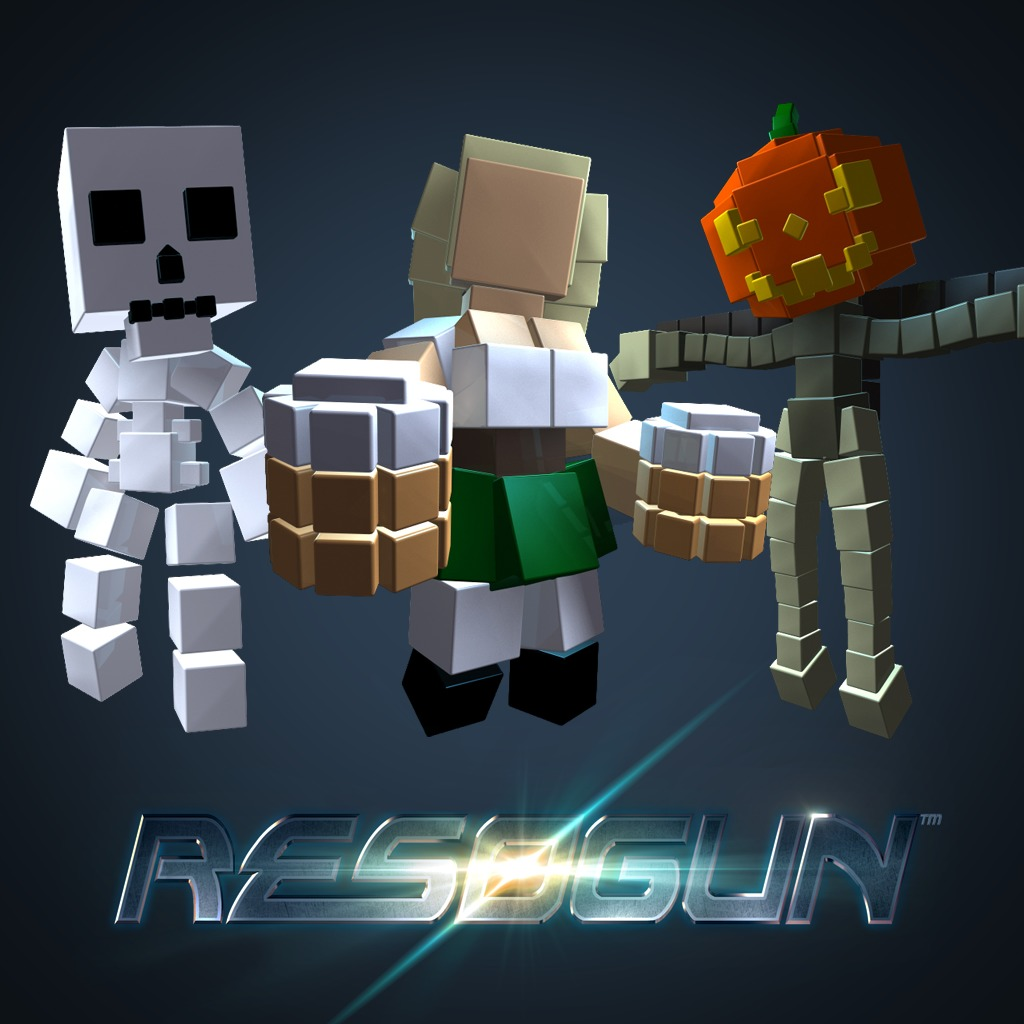 RESOGUN™ - Human Pack 2
