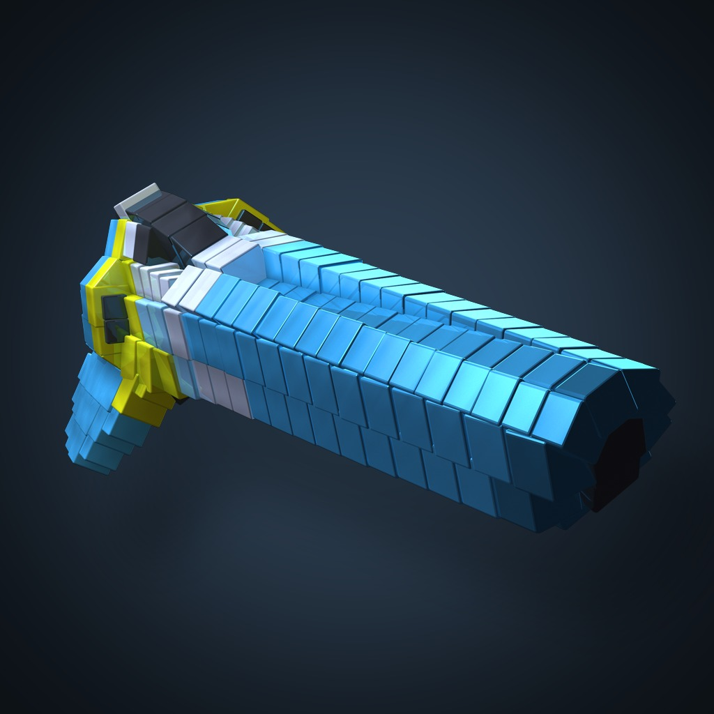 RESOGUN™ - Wipeout Ship: Feisar