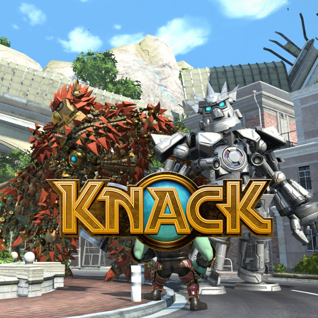 Knack™ 2-Player Cooperative Play Trailer