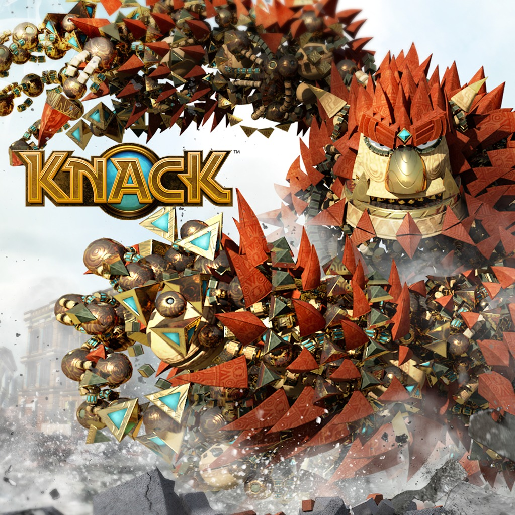 Knack™ Launch Trailer