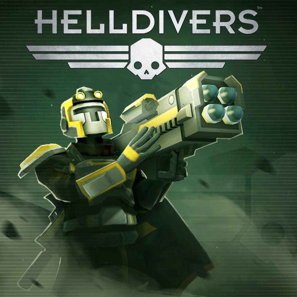 HELLDIVERS™ - Commando Pack