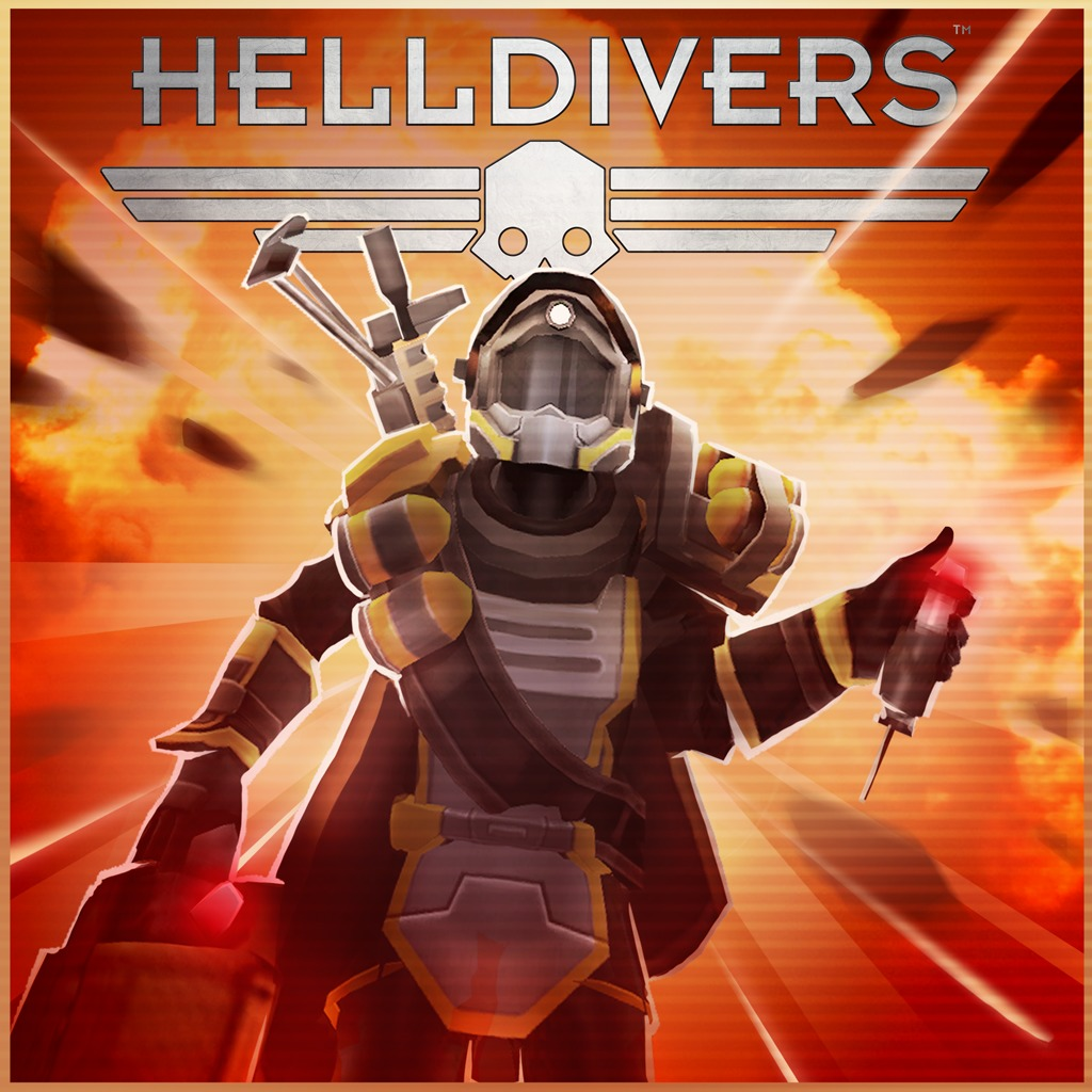 HELLDIVERS™ Demolitionist Pack